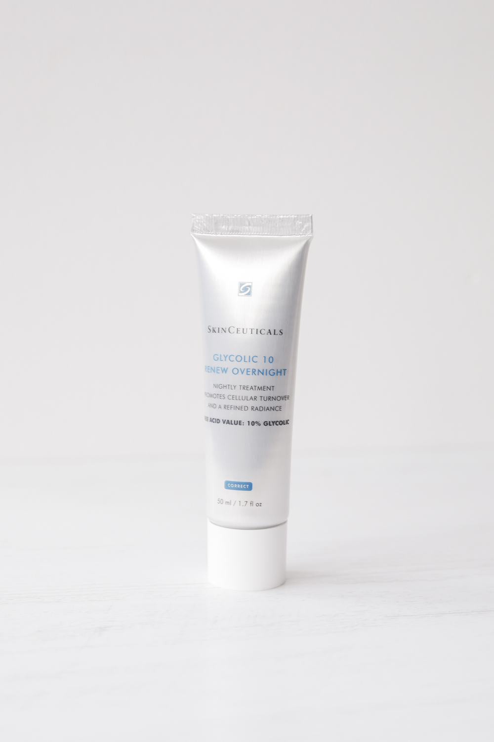 glycolic 10 renew overnight skinceuticals