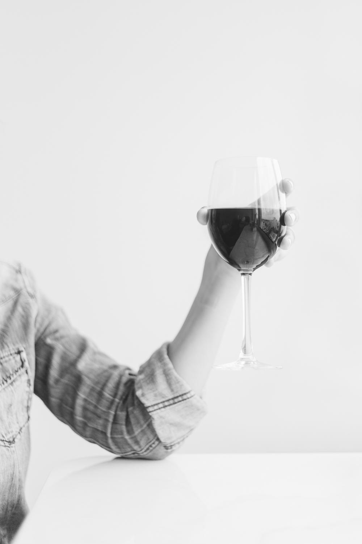 alcool e pele